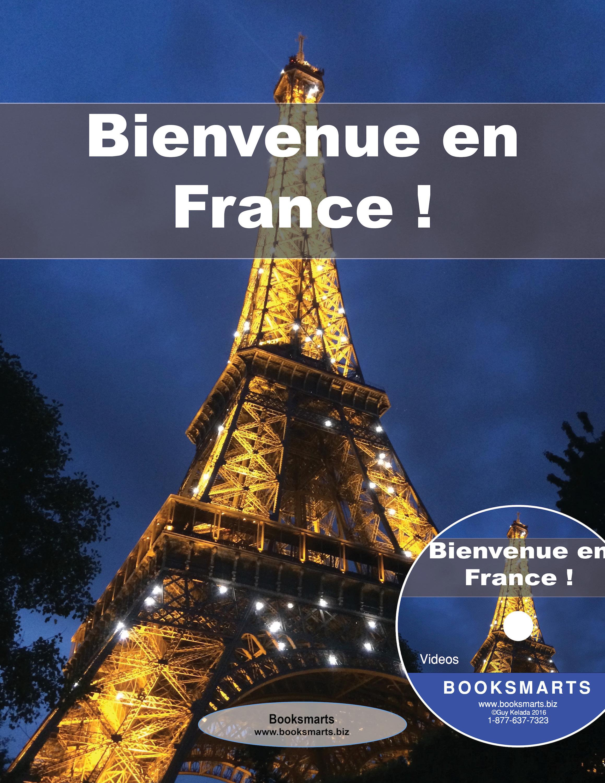 FRANCE Bienvenue en France eBook