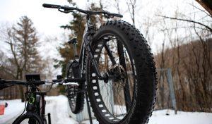 Le vélo qui va partout ! Le Fat Bike!
