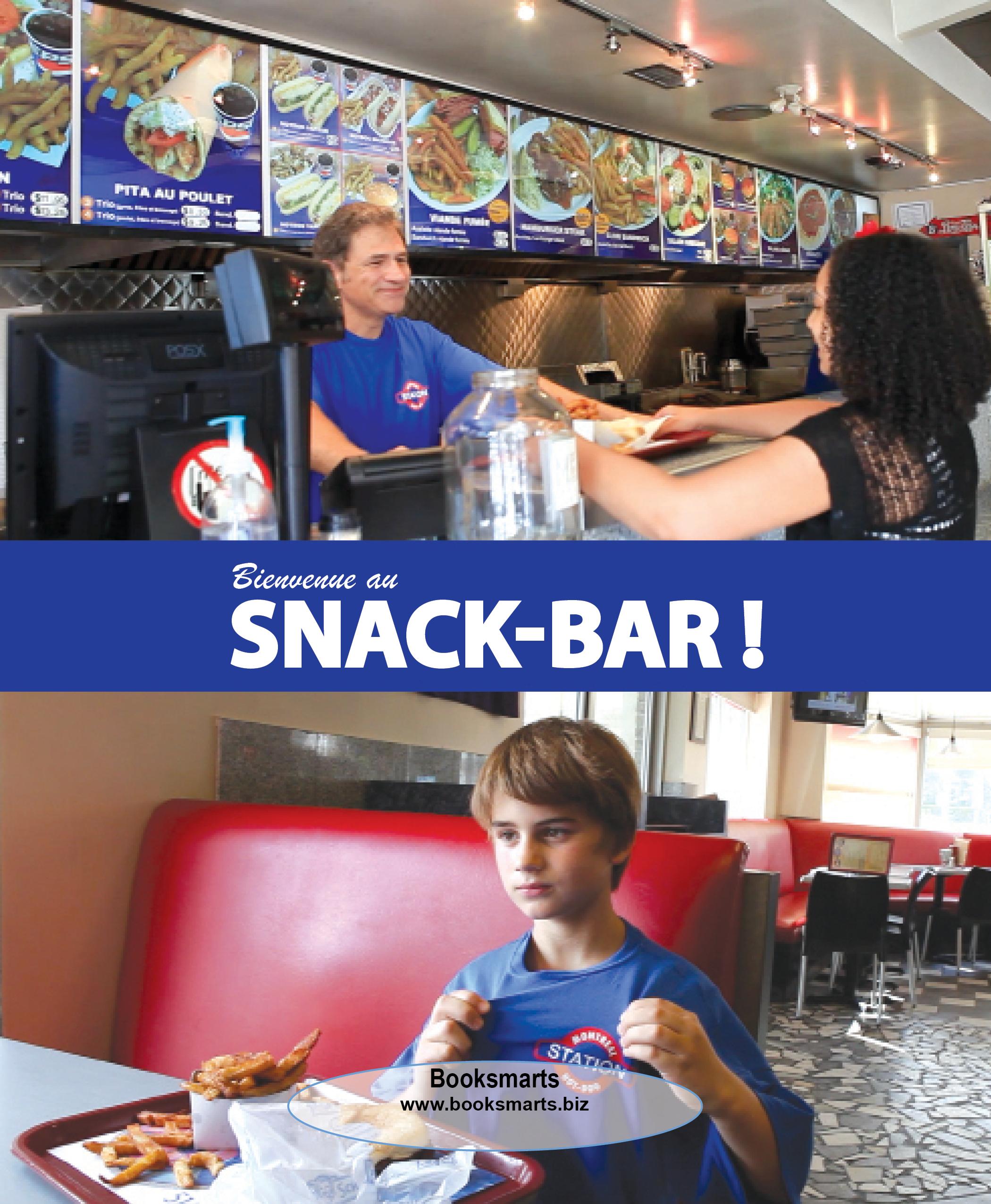 Snack Bar Teacher's Guide